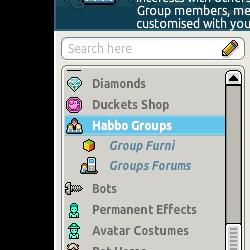 Grupos Habbo