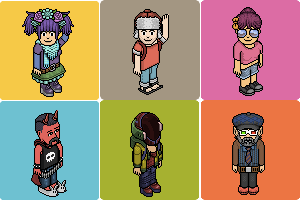 The Habbo Design Team