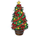 Kukuyit's DIY Christmas Tree sketch