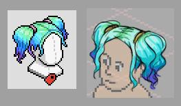 The Mermaid Hair Rare